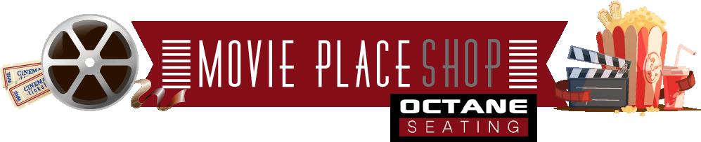 MoviePlaceShop - Octane Seating Home Cinéma