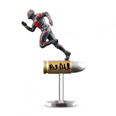 Ant-Man Bullet Paul Rudd Statue à l'échelle 1:1 Autographiée