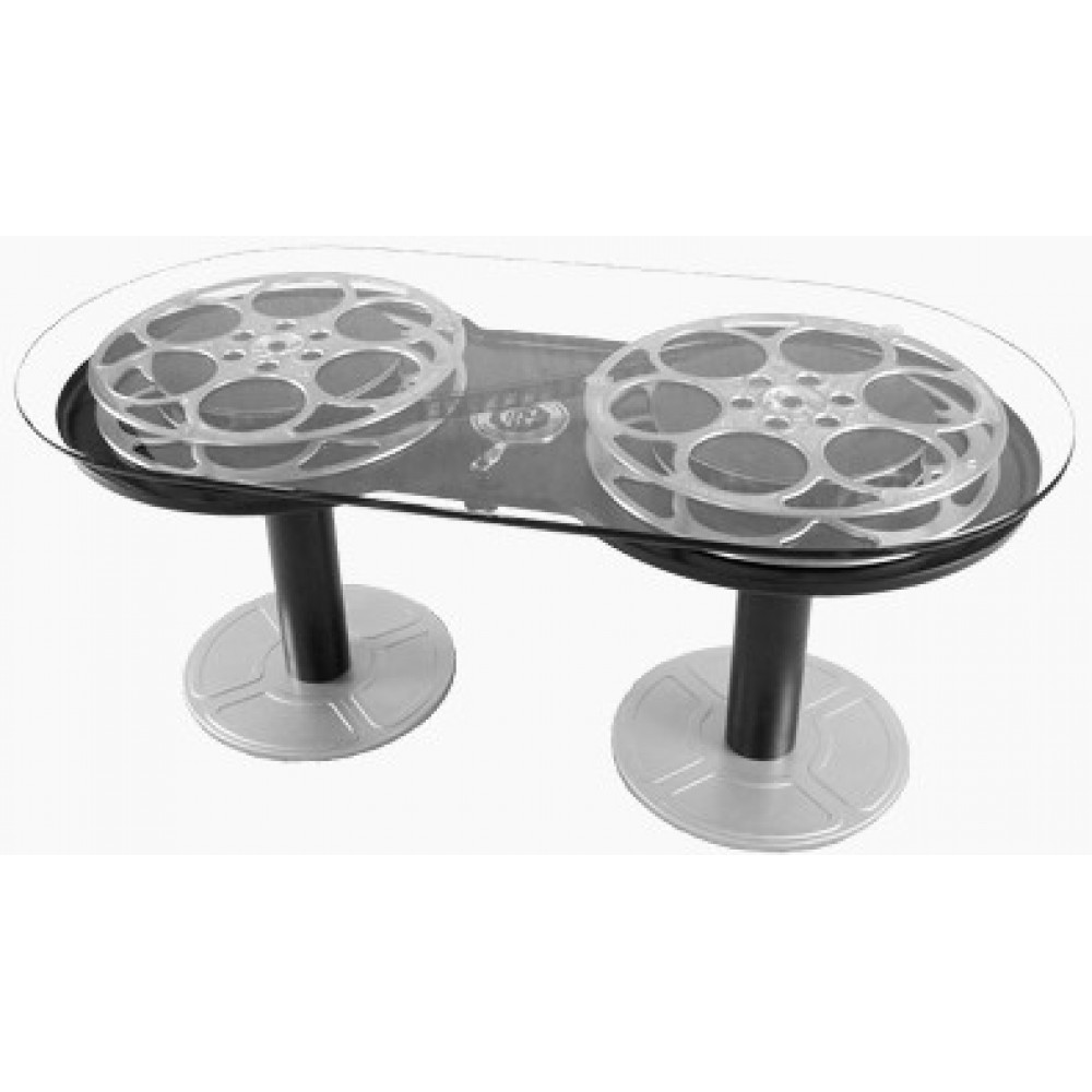 Movie Reel Coffee Table