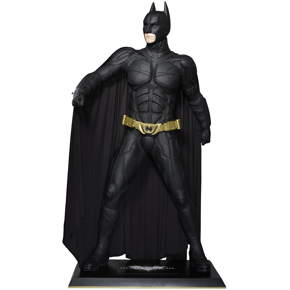 Batman - The Dark Knight Rises Life-size 1/1 statu...
