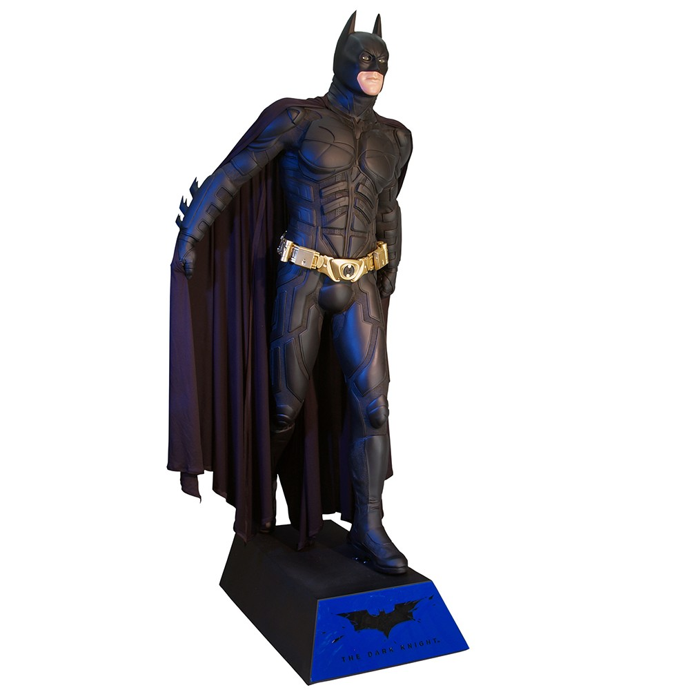 Batman – The Dark Knight Statue Taille réelle