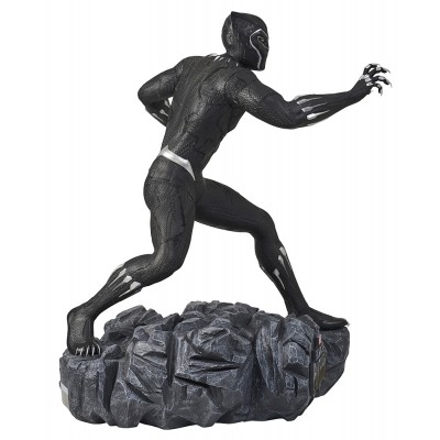 Black Panther Statue Taille réelle