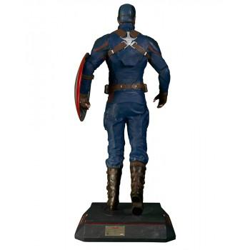 Captain America - Civil War Statue Taille réelle
