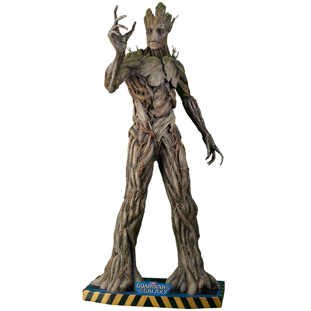 Guardians of the Galaxy - Groot Life-size 1/1 stat...