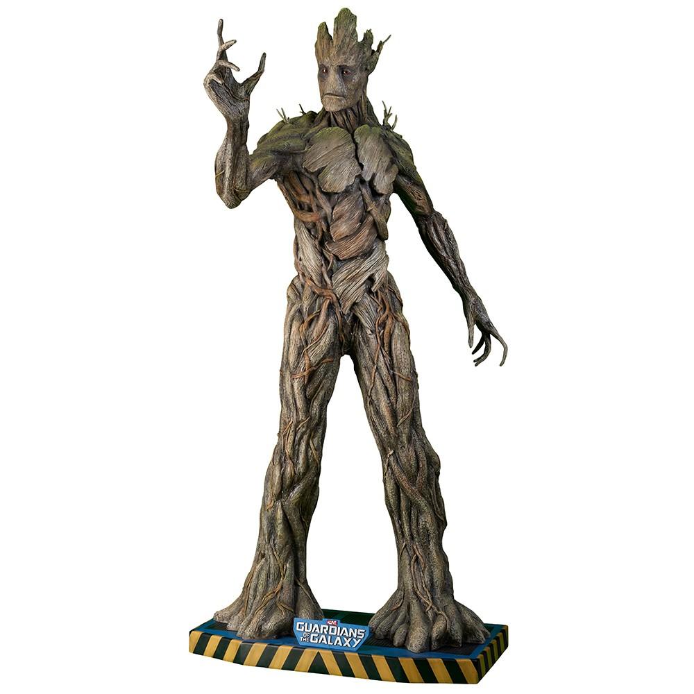 Les Gardiens de la Galaxie - Groot  Statue Taille réelle