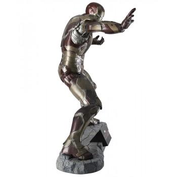 Iron Man 3 - Battlefield Life-size 1/1 statue