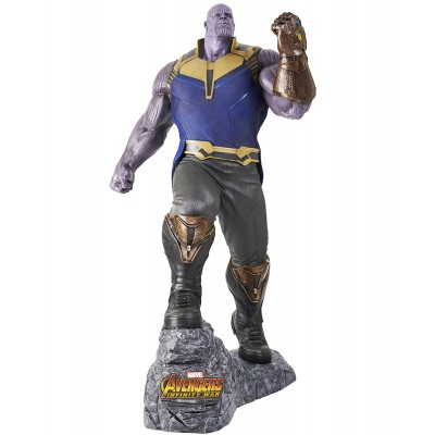 Thanos - Avengers Infinity War - with the Infinity Gauntlet Life-size 1/1 statue