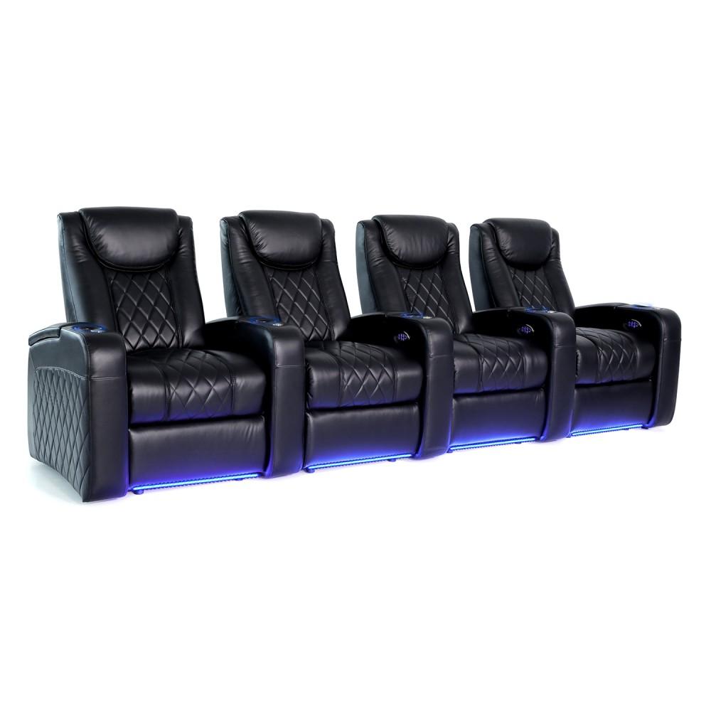 Azure LHR Series Sofa Black