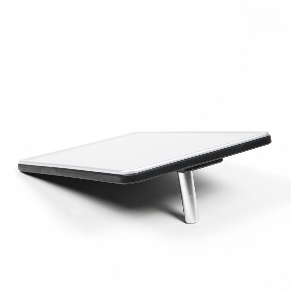 Octane Seating Aluminum Swivel Tray Table