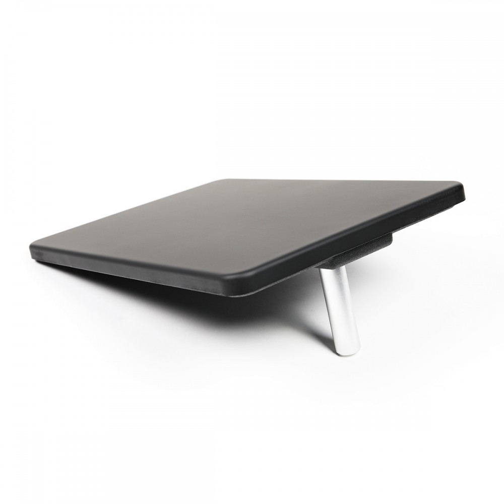 Black Swivel Table